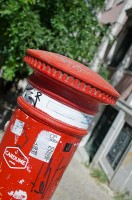 Mailbox for Dinkymage Photography Newsletter illustration